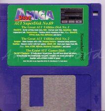 Amiga utilisateur International-Magazine coverdisk-disk 69 < MQ >