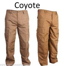 Pantaloni da uomo in cotone a gamba dritta Taglia 34