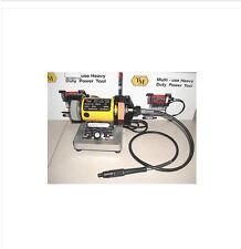 Multi-use polisher/sander/grinder DIY 3.2mm shaft t