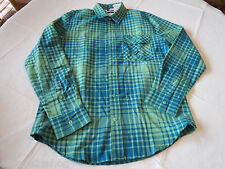 Men's Volcom stone surf skate brand long sleeve Donner L/S CEL shirt logo NEW S