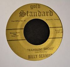 HEAR IT OBSCURE COUNTRY Billy Seamons Gold Standard 191 Am I Too Late
