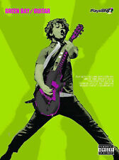 Green Day  Authentic Guitar Playalong by Faber Music Missing CD #MM010