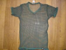T-shirt taille XL kaki résille transparent Manview by NEOFAN  sexy Ref M09