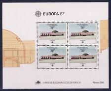 BLOC  Portugal  Acores Europa 1987