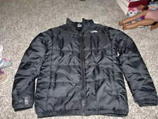THE NORTH FACE L 14/16 BLACK COAT BOYS