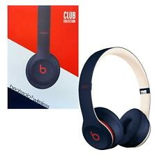 Beats by Dr. Dre Solo3 Club Collection On Ear Wireless Headphones - Club Navy