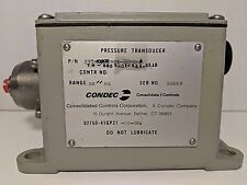 A148 Condec Pressure Transducer Transmitter PVT-SW-30-G4