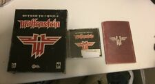 Return to Castle Wolfenstein US Big Box 2001 Complete Rare