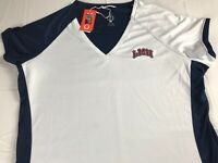 Loyola Marymount Shirt Womens Small XL Dri-Fit V-Neck Athletic Alumni LMU Grad