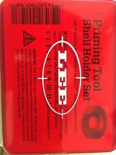 Lee Priming Tool Shell Holder Set (90198)