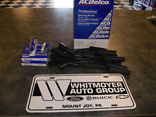 ACDelco Professional Spark Plugs and Wire Set GM# 9748UU New AC GM# 12680072 X 8