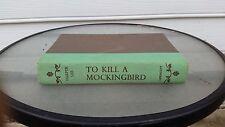 To Kill a Mockingbird by Harper Lee (21th Impression 1st Ed. - 1960)