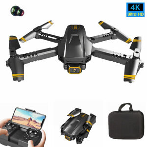 2021 CS12 Drone with 4K HD Dual Camera Professional WIFI FPV Drone RC Quadcopter