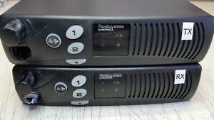 GMRS MOTOROLA REPEATER 2 CHANNEL UHF GMRS FREE PROGRAM 40 WATTS
