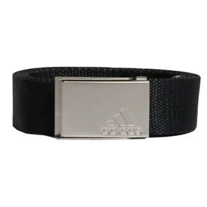 Adidas Golf Women's One Size Fits Most • Cut to Fit Web Belt, Black