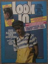 LOOK IN MAGAZINE 8 MAY 1982 #19 HAIRCUT 100