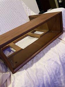 Marantz WC-22 Vintage Walnut Cabinet Fits 2270, 2245, 2275, 2230,Restored W/feet