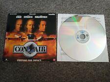Con Air Laserdisc