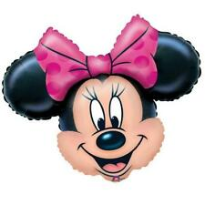 Minnie Mouse Head Supershape Foil Balloon 28 x 23""