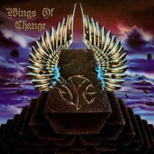 SYE-Wings Of Change CD Anvil, Annihilator, Wild Pussy,Villain,Wyzard,Raven Bitch