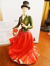 Royal Doulton CHRISTMAS MORNING 2015 Figurine Figure of the Year 200 Y NEW/BOX!