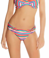 Freya Striped Swimwear Bikini Bottoms for Women