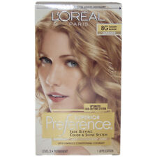 L'Oreal Paris Superior Preference Fade-Defying Color # 8G Golden Blonde - Warmer