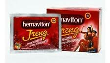 HEMAVITON JRENG T8 PLUS HONEY ENERGY STAMINA DRINK (10 SACHETS @4.2GM) W TRACKIN