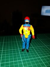 PALITOY ACTION FORCE CUSTOM Q FORCE SUPPLY HELICOPTER PILOT FIGURE