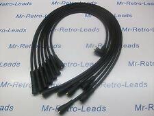 Nero 8MM le prestazioni di accensione Lead per adattarsi DATSUN 240Z 260Z Qualità HT Lead