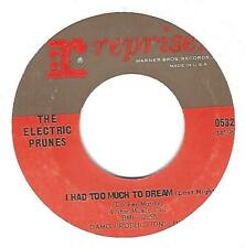 """PSYCHE-GARAGE - THE ELECTRIC PRUNES on REPRISE- """"I HAD TOO MUCH TO DREAM"""" [VG++]"""