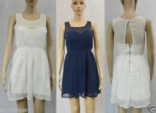 Cotton Blend Dresses for Women with Blouson