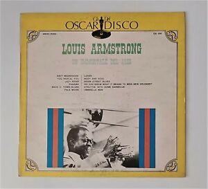 Louis Armstrong Un Immortale Del Jazz 33 giri OS 039