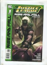 JUSTICE LEAGUE: RISE AND FALL SPECIAL #1 - GREEN ARROW UNBOUND! - (8.0) 2010