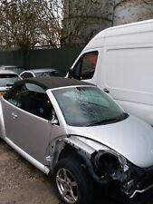 vw beetle convertible breaking