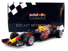 Minichamps RED BULL RB13 Mexican GP 2017 Ricciardo #3 1/18 Scale New Release!