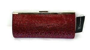 Inc International Concepts Carolyn Clutch - Red/Pink MSRP $49