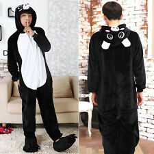 Kids/Adult Animal Onesie Party Costume Kigurumi Pajamas Cosplay Partywear Suit