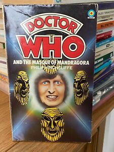 doctor who target book -  THE MASQUE OF MANDRAGORA - 1st edition