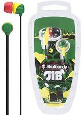 Skullcandy S2DUDZ-058 MULTICOLOUR In Ear Stereo Earphones Original /Brand New