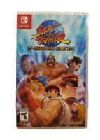 Nintendo Switch Game Street Fighter 30th Anniversary Collection ,12 Games in one