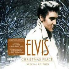 Elvis Presley : Christmas Peace [special Edition] CD 2 discs (2005) ***NEW***