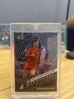 Panini Obsidian Soccer. Cristiano Ronaldo 08/65. Supernova. Portugal