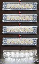 5 pièces 24V SMD LED AVANT BLANC Feux de position pour DAF MAN VOLVO IVECO