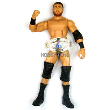 2014 Best of PPV WWE Elite Curtis Axel White IC Belt Wrestling Action Figure Toy