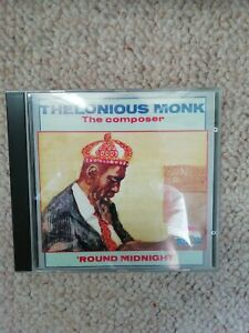 THELONIOUS MONK - THE COMPOSER CD. ROUND MIDNIGHT