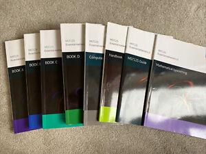 Open University Essential Mathematics 2 MST125, 8 Books