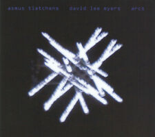 Asmus Tietchens, David Lee Myers ‎– Arcs CD Abstract, Ambient, Minimal Germany