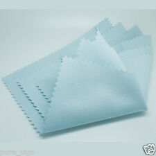 Large Size 175mm Silver Polishing Cleaner Jewellery Cleaning Cloth Anti-Tarnish