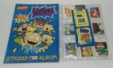Merlin Rugrats 1997 Complete Set Of 174 Stickers Nickelodeon